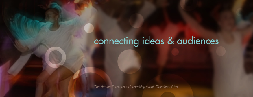 connecting ideas & audiences